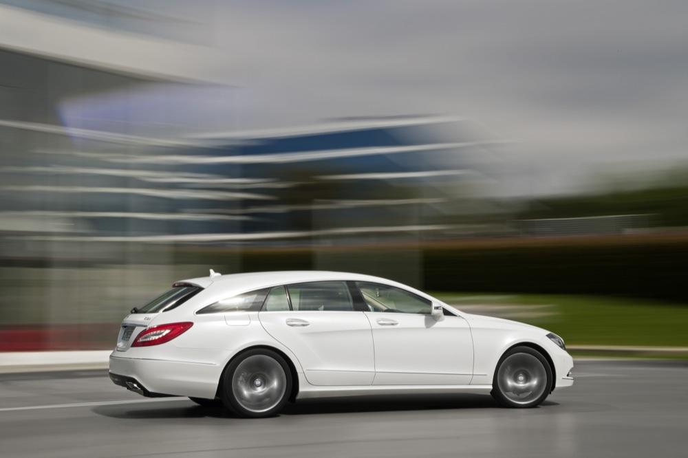 Mercedes CLS SB 350 Entrevista com… uma Shooting Brake
