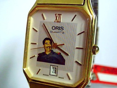 Oris, Longines, Saddam Hussein