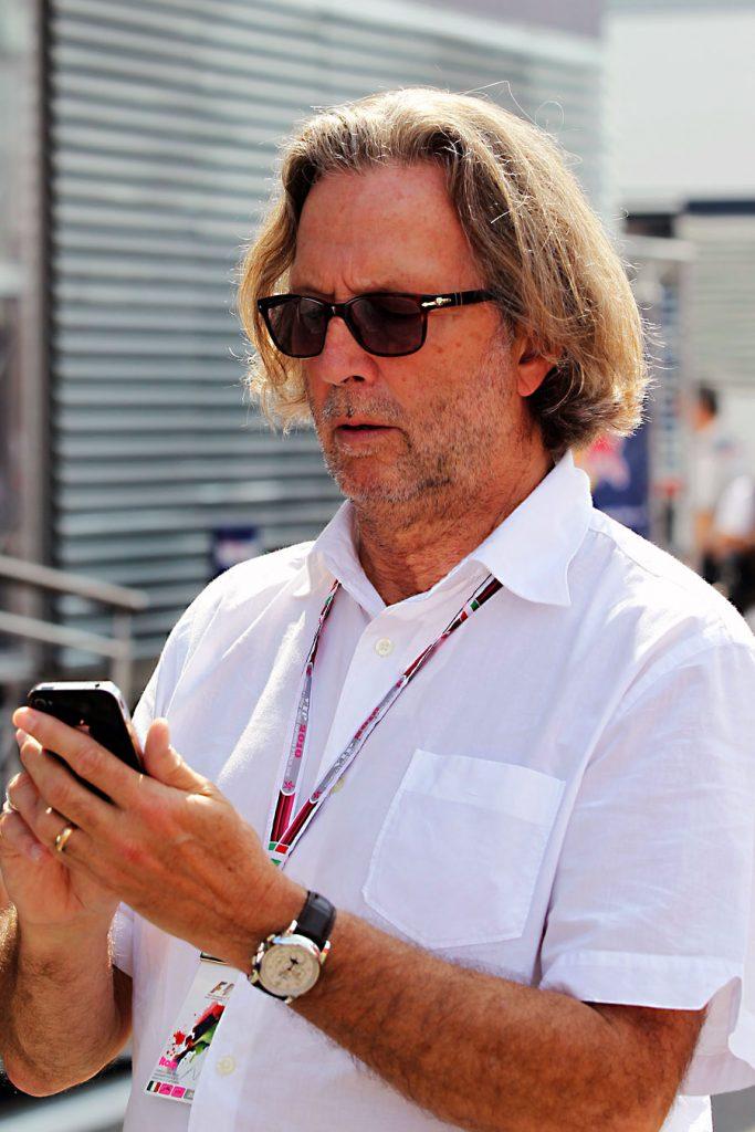 Eric Clapton, Patek Philippe