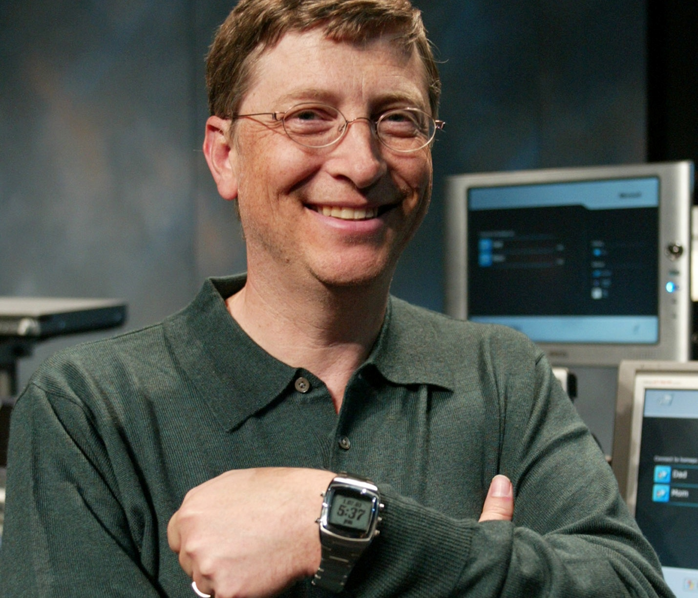 Bill Gates, Microsoft Surface Watch