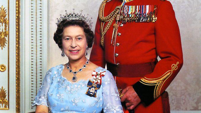Queen Elizabeth, Prince Philip, Patek Philippe Ellipse