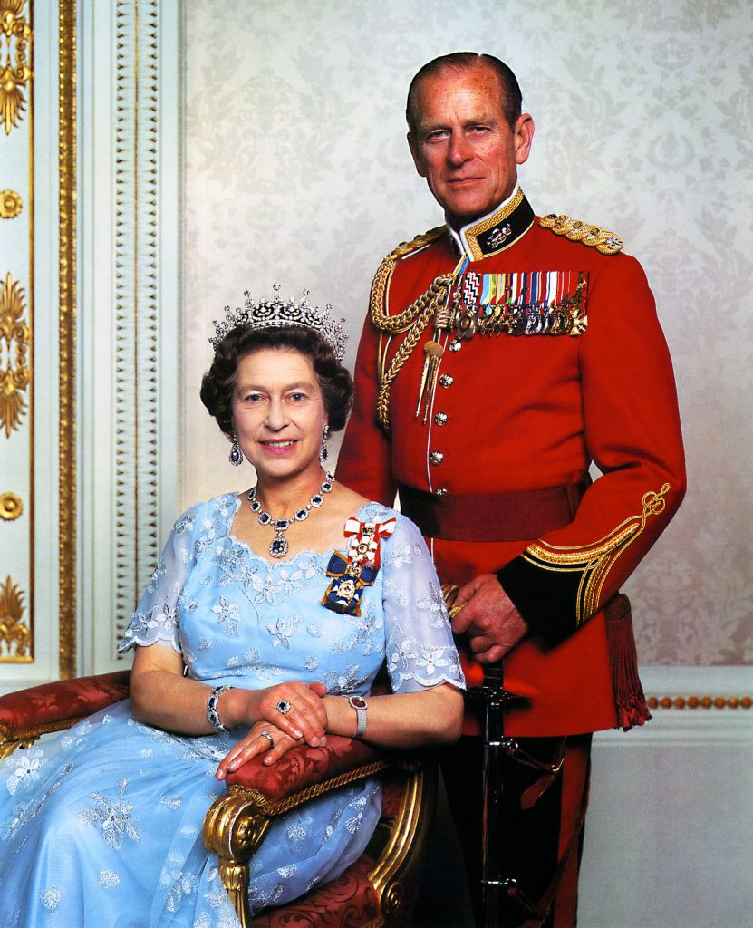 Queen Elizabeth, Prince Philip, Patek Philippe Ellipse