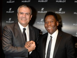 Hublot e Pelé