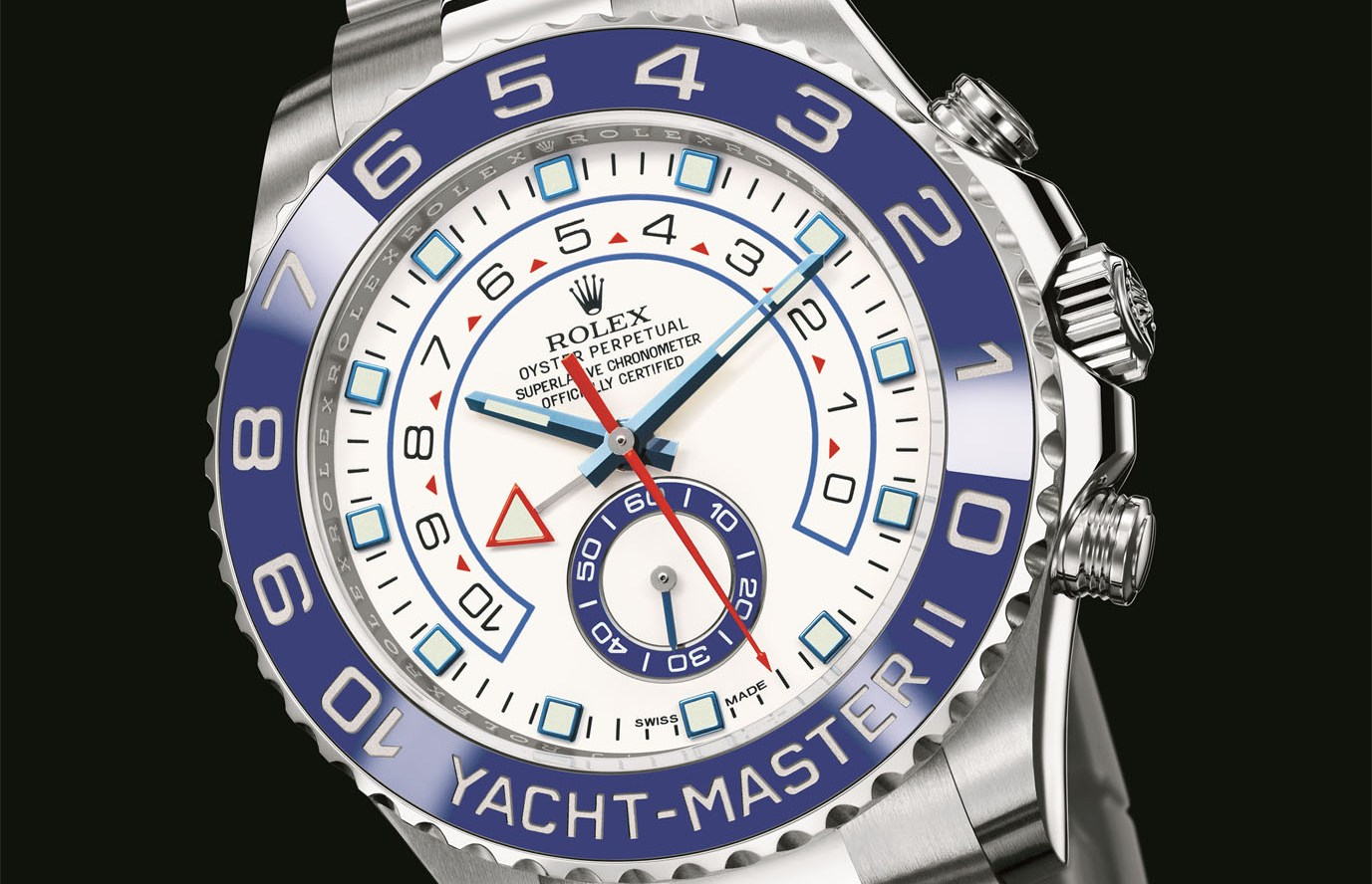 Rolex Oyster Yacht-Master II