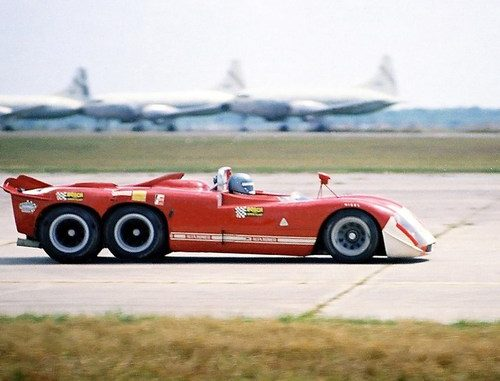 1970 Alfa Romeo T33 6 12