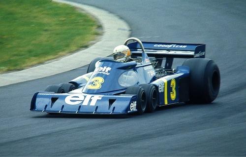 1976 Tyrrell P34