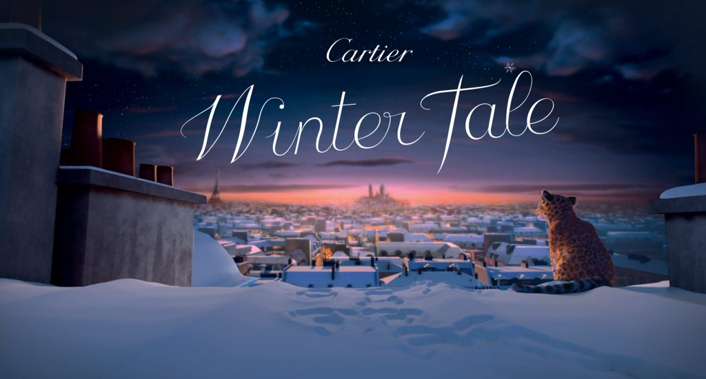 Winter Tale, Cartier
