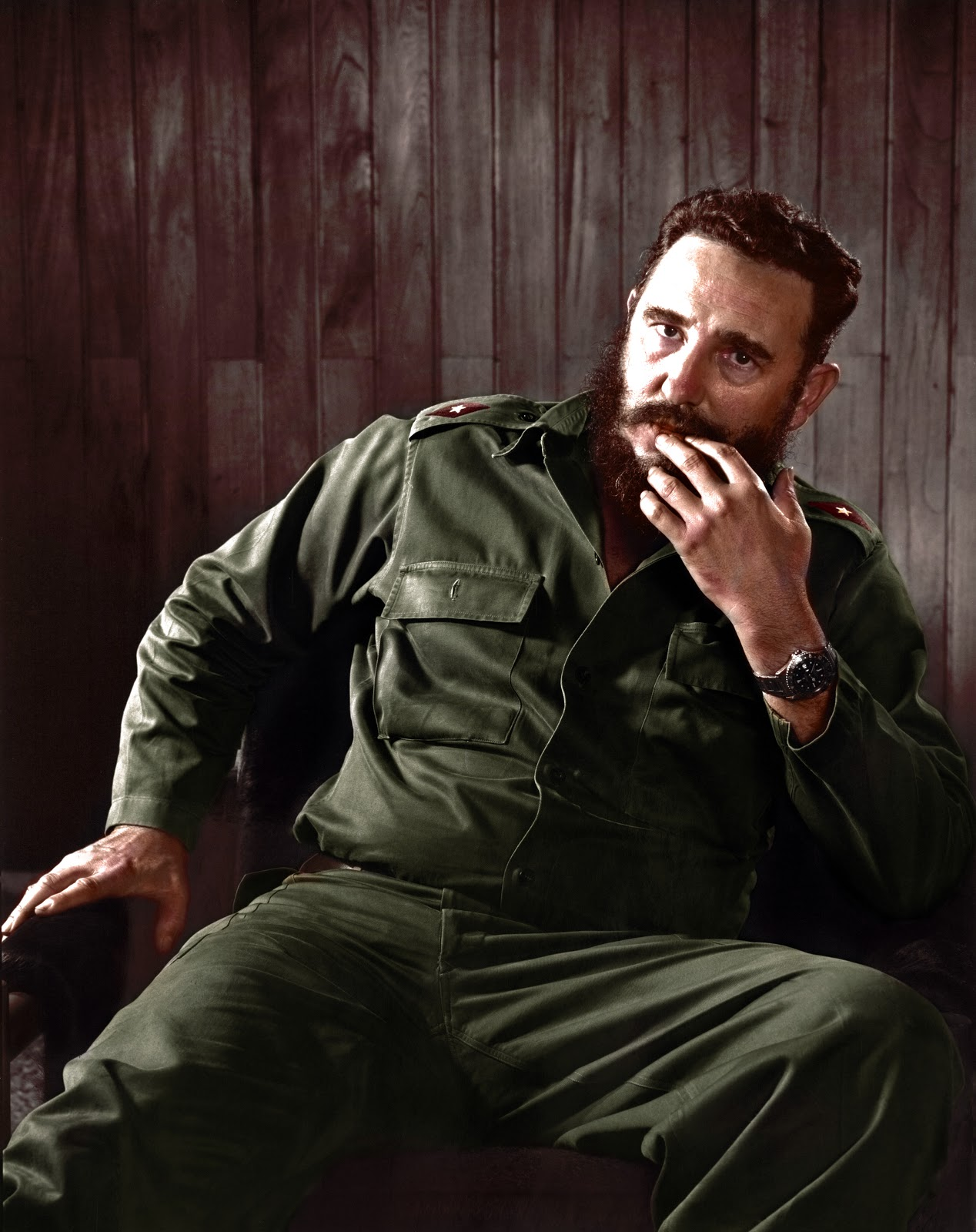 Fidel Castro, Rolex