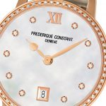 Slimline Joaillerie Mother of Pearl, Frederique Constant