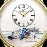 Jaquet Droz - The Loving Butterfly