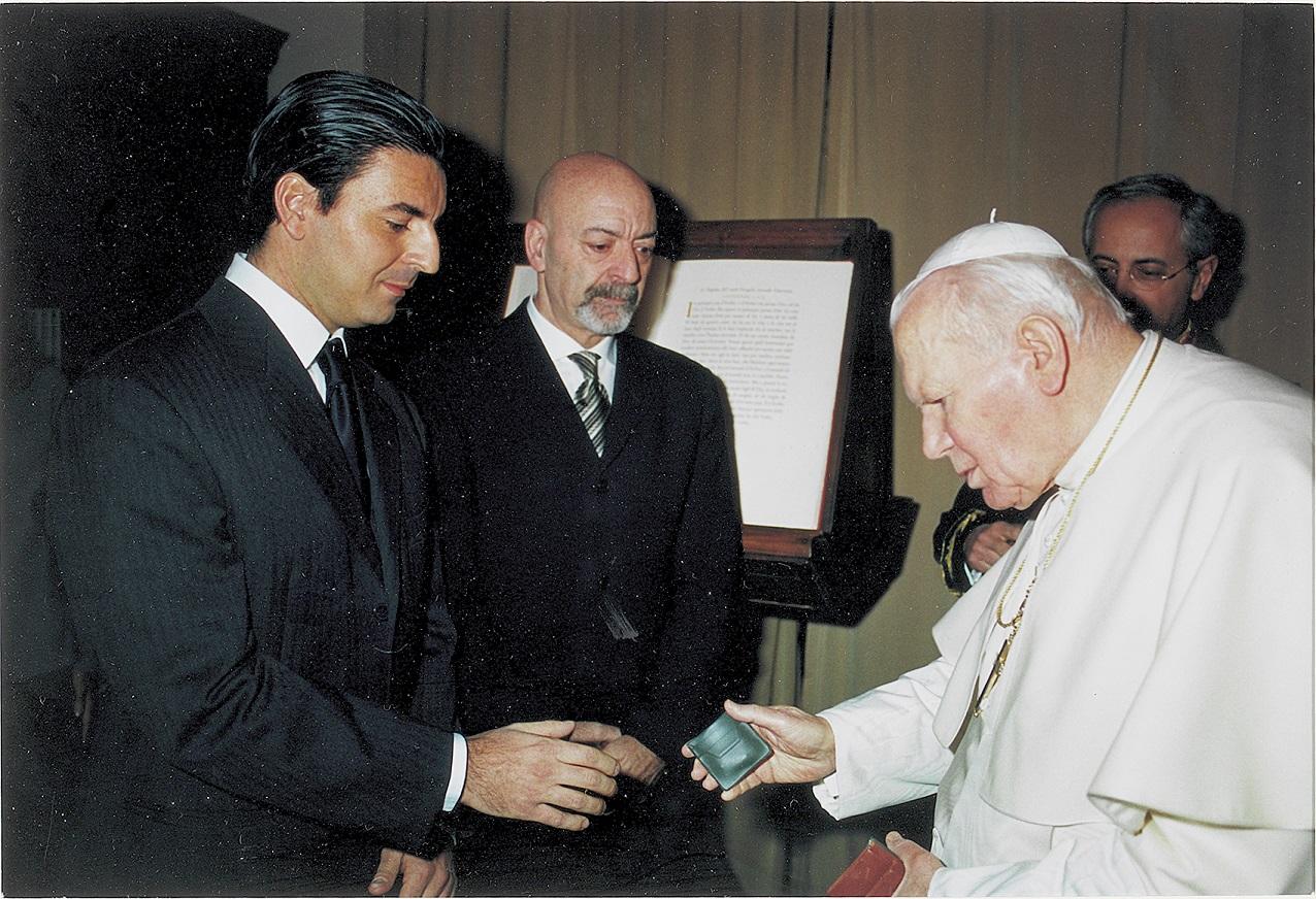 João Paulo II, Montegrappa