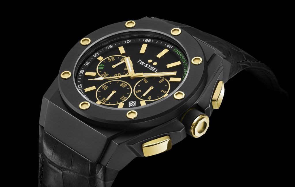 TW Steel, CEO Emerson Fittipaldi Limited Edition