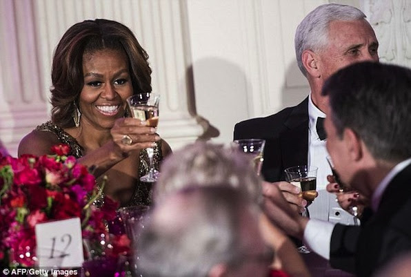 Michelle Obama, Doron Paloma Jewels