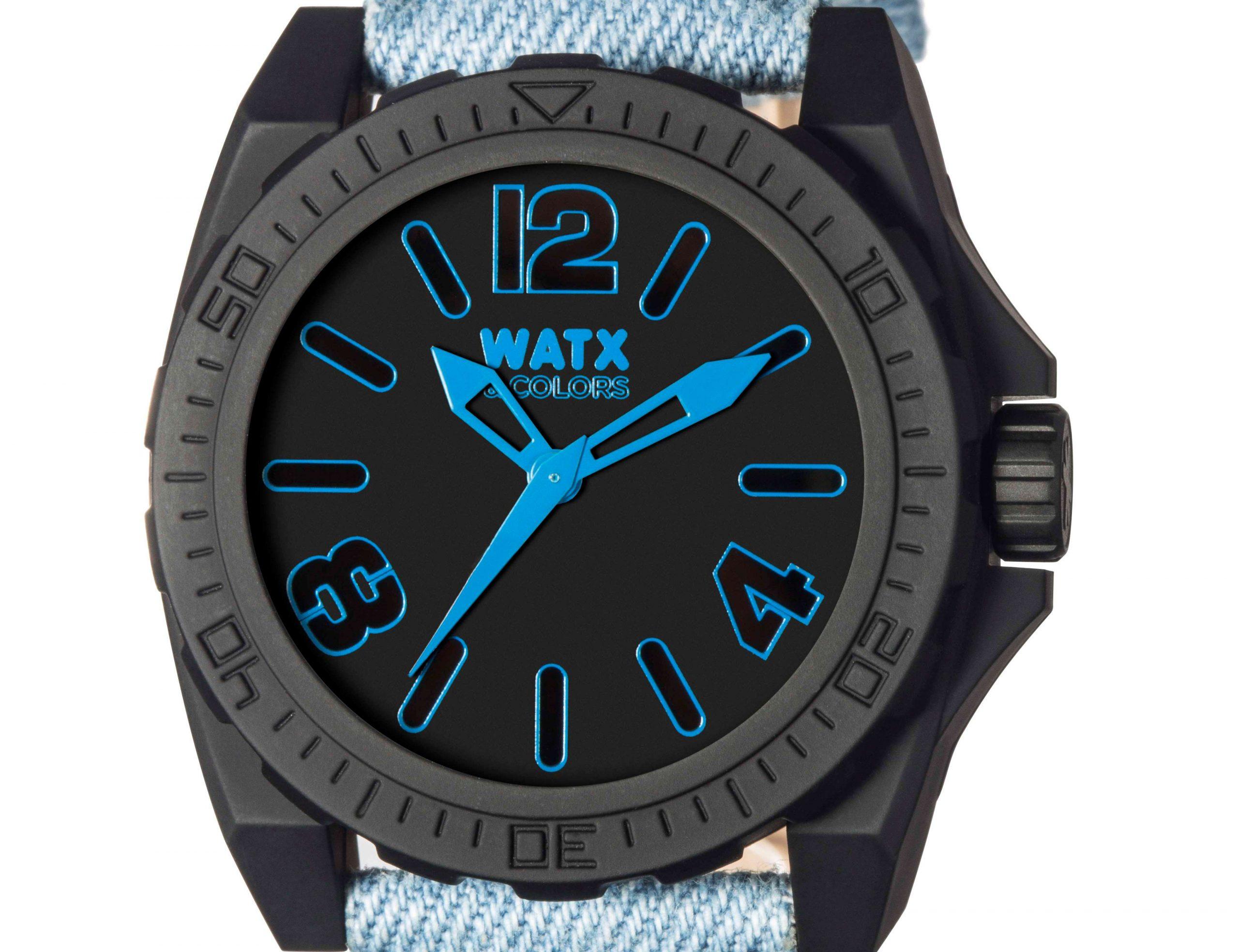 BlackOut, Watx & Colors