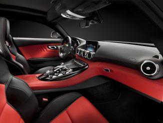 O interior do novo Mercedes-AMG GT
