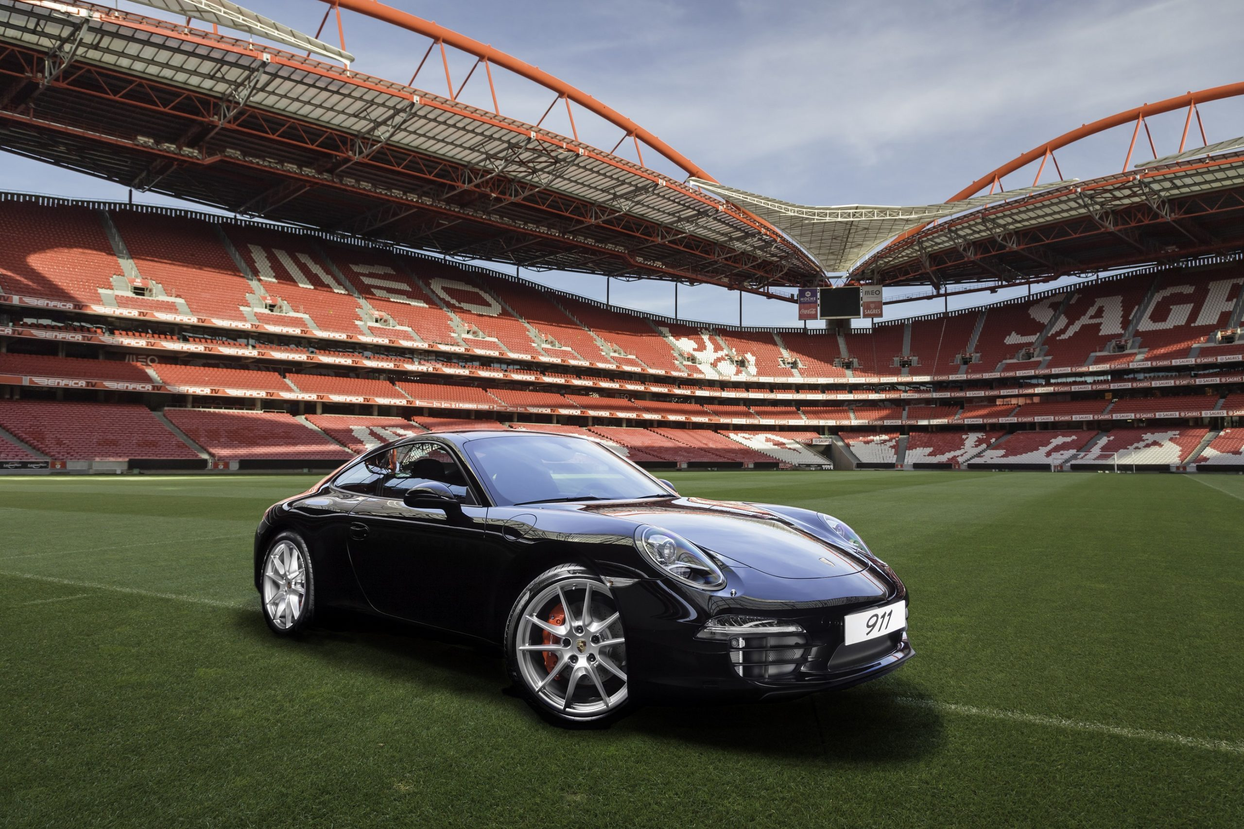 Porsche 911 SLB