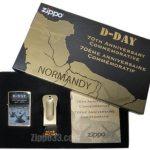 Zippo 70º aniversário, Dia D