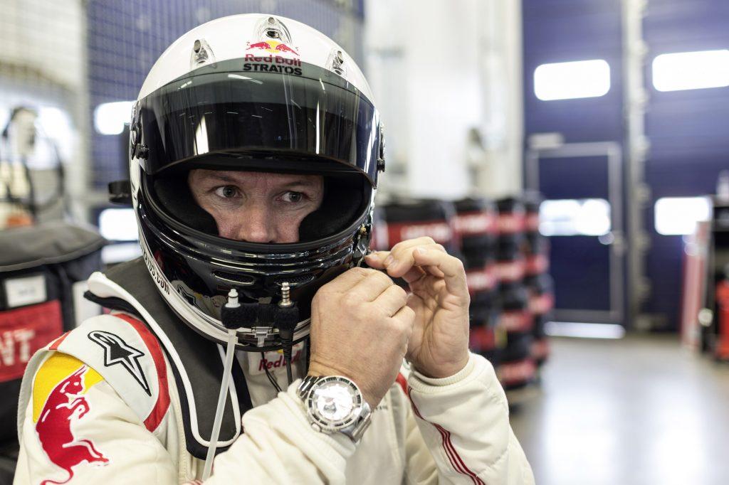 Felix Baumgartner nas 24 Horas de Nurburgring
