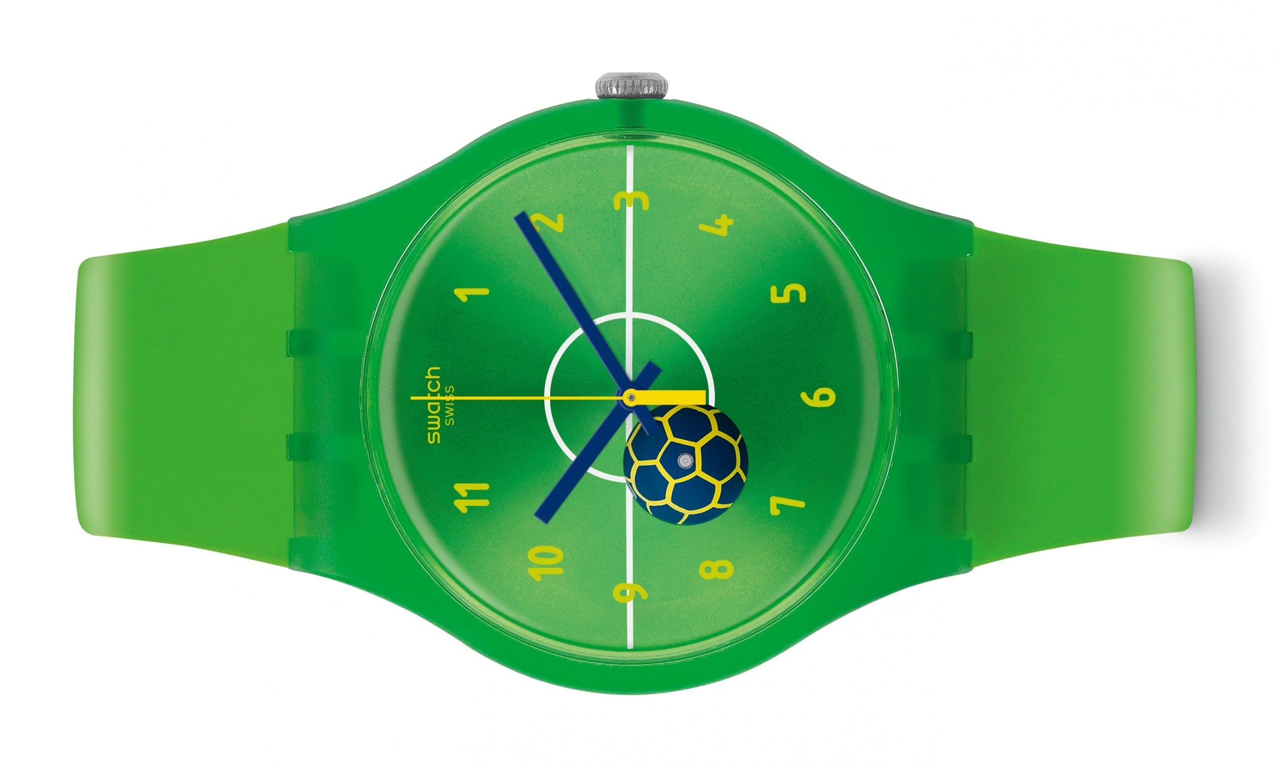 Swatch New Gent Lacquered Entusiasmo (SUOZ175)