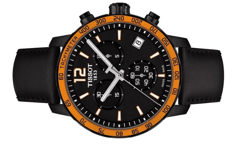 Relógio Tissot Quickster