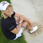 "Cristie Kerr no ""team"" da Richard Mille"