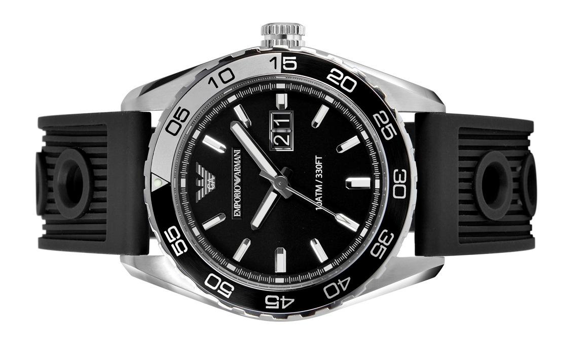Relógio Emporio Armani Street Code, AR6044, 259€