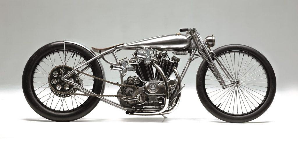 Maxwell Hazan, Harley Davidson Ironhead
