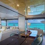 Azimut Grande 95RHP - Sala de estar