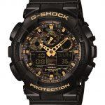 Casio G-Shock GA-100CF 1A9ER, 119 €