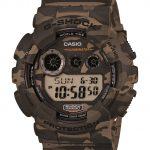 Casio G-Shock GD-120CM 5ER, 129 €