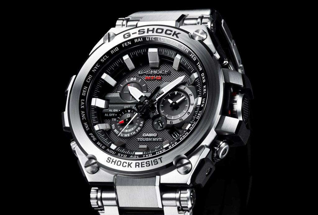 Novos relógios G-Shock da Casio