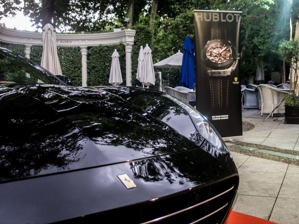 Novo Ferrari California T chega a Espanha