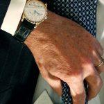 Ricardo Salgado e o seu FP Journe Chronometre Souverain