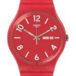 Relógio da nova colecção Swatch World in Colors
