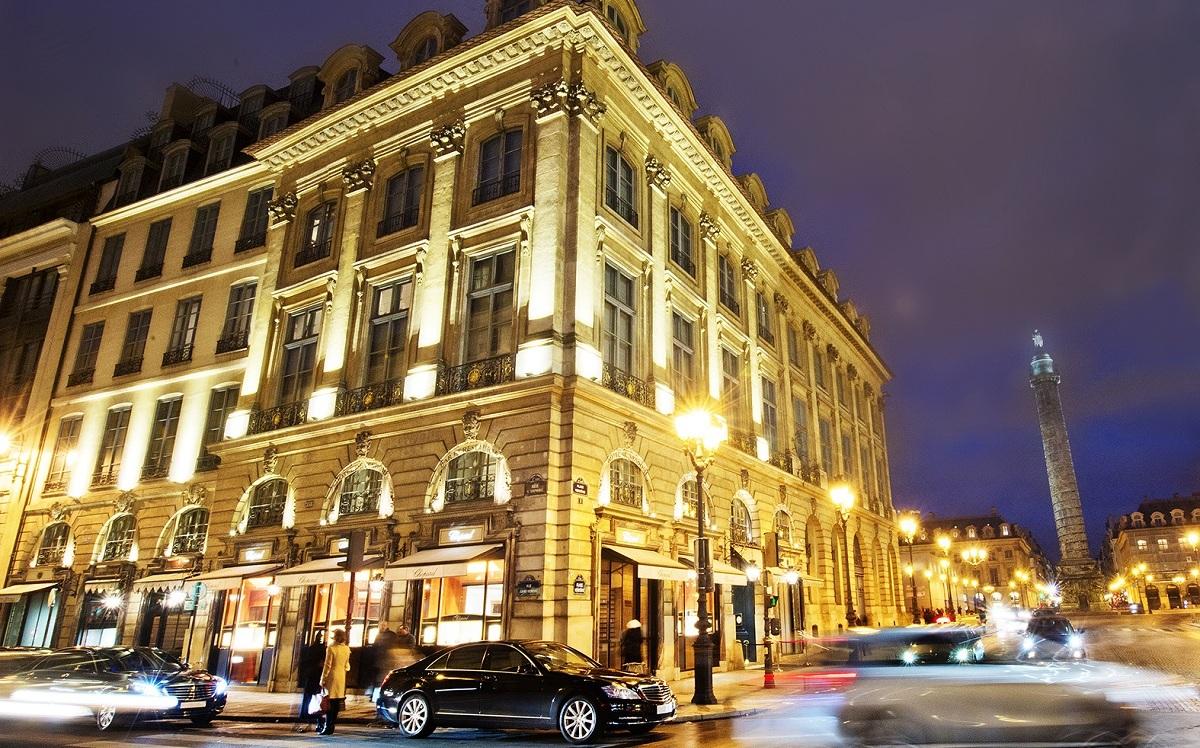 Hotel de Vendôme, em Paris