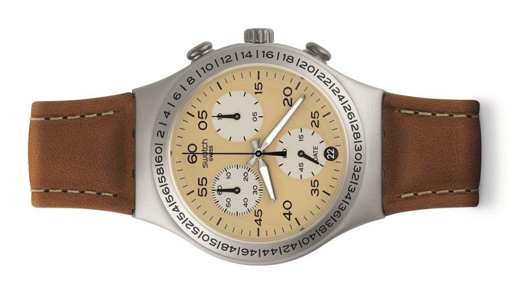 Relógio Swatch Classic - Outono-Inverno 2014-15