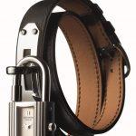 Relógio Hermès Kelly, caixa em aço, pulseira double, 1900 €