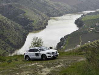 Mercedes-Benz 4MATIC Experience, Escape Livre