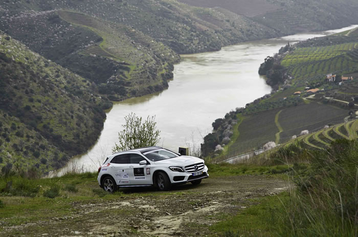 Mercedes-Benz 4MATIC Experience, Escape Livre
