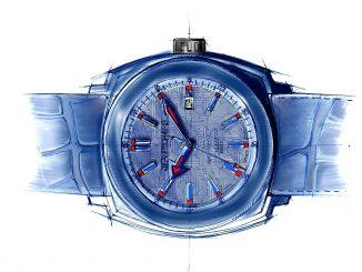 Relógio JeanRichard Terrascope CDC