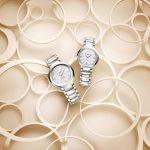 Os novos relógios Promesse da Baume & Mercier