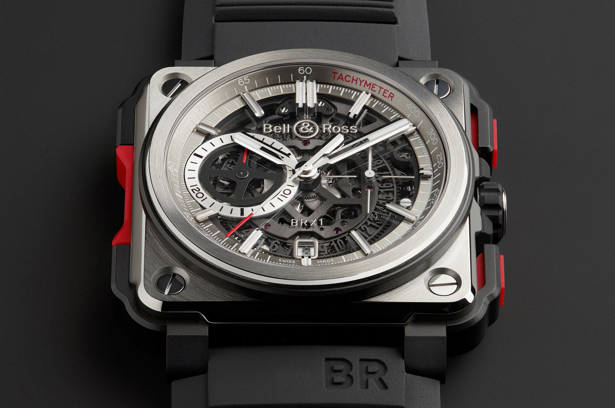 O novo relógio da Bell & Ross, o BR-X1