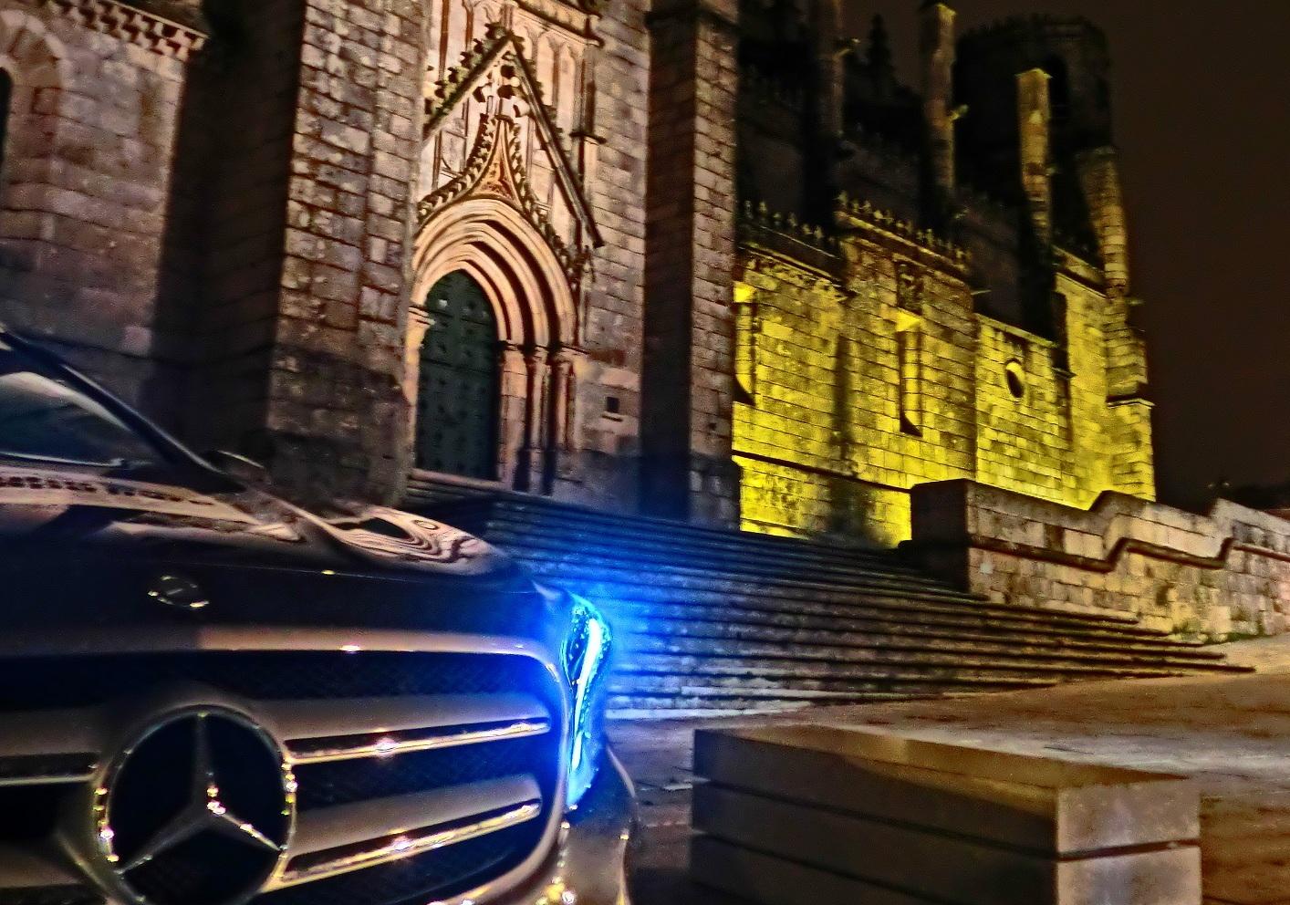 Mercedes-Benz 4MATIC Experience (foto Cdt)
