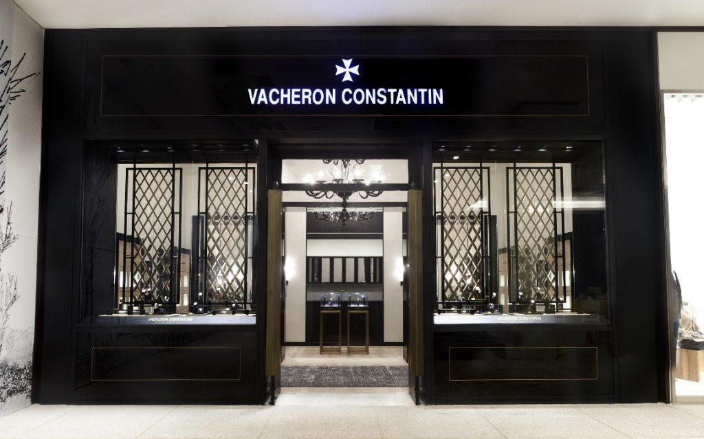 O novo ponto de encontro dos amantes dos relógios Vacheron Constantin em S. Paulo, Brasil