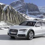 Novo Audi A6 allroad quattro