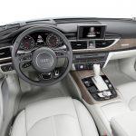Interior do novo Audi A6