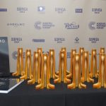 Os troféus do Prémio Sophia