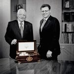 Philippe e Thierry Stern, os dois lideres da Patek Philippe