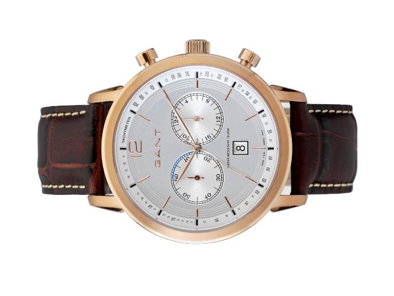 O novo relógio Gant da gama Shelton