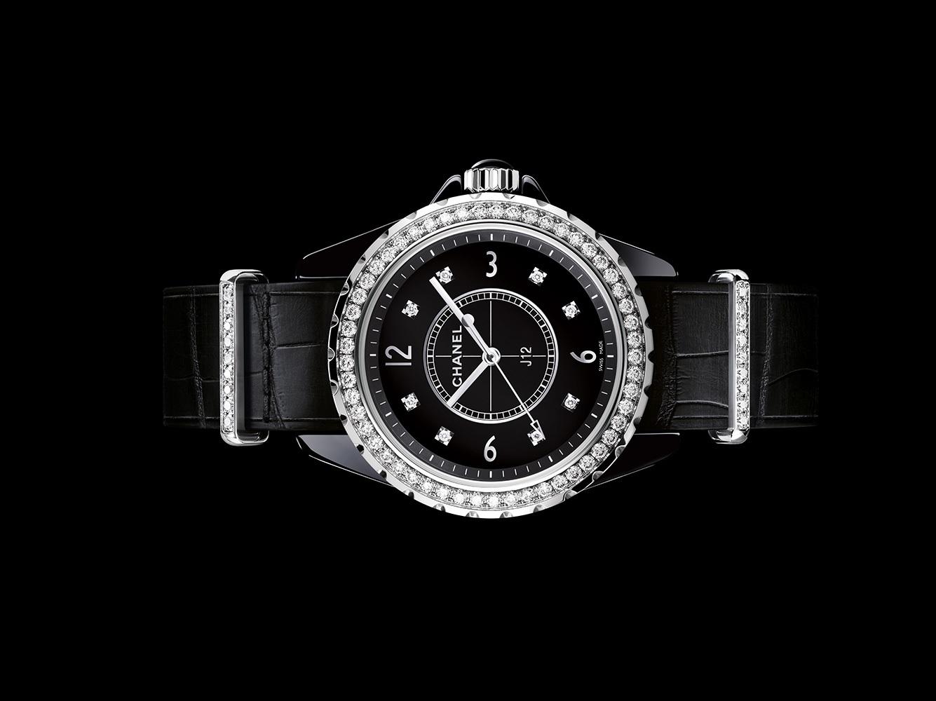 Os novos relógios da Chanel, os J12-G.10